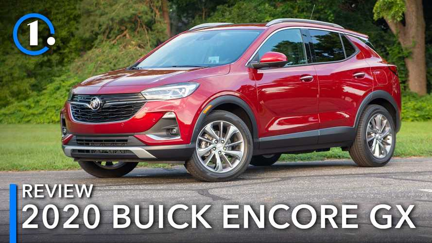 2020 Buick Encore GX Review: Awkward Inbetweener