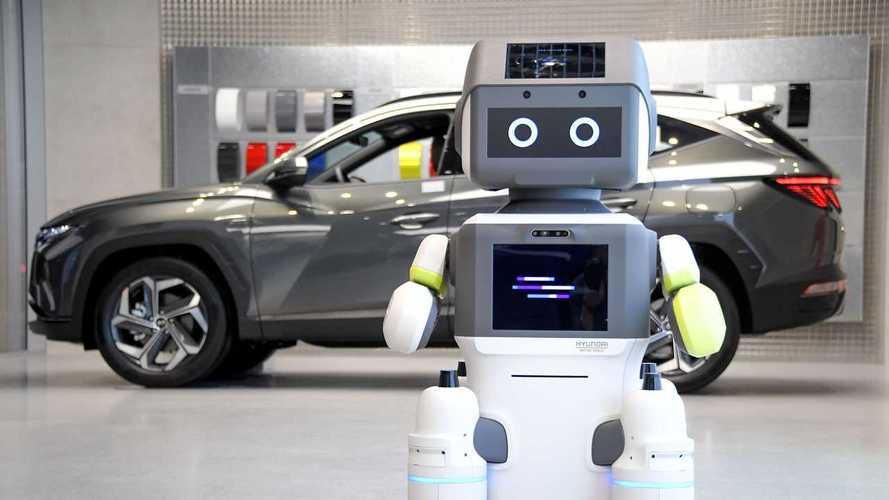Робот Hyundai DAL-e