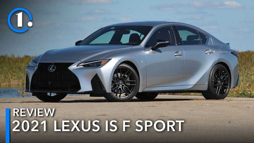 2021 Lexus IS 350 F Sport Review: Stuck In The Middle