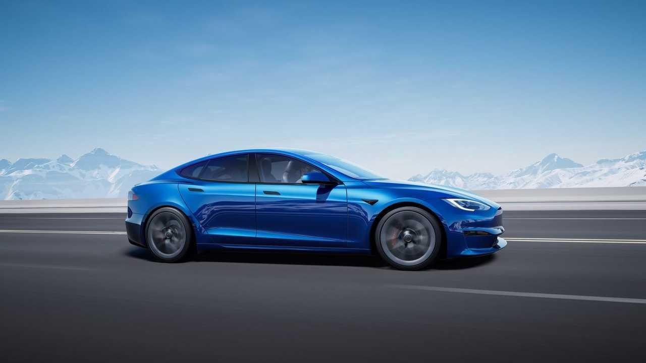 2021 Tesla Model S