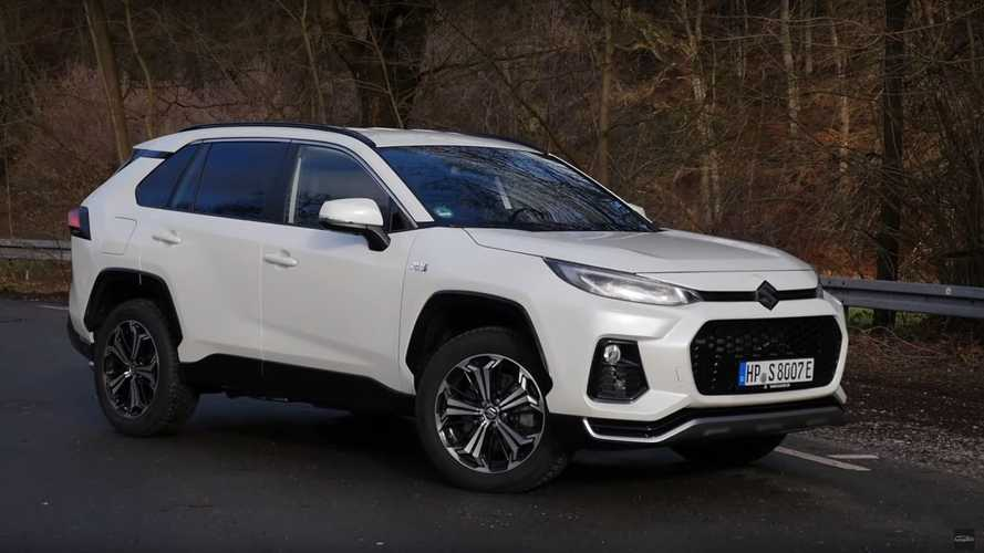 Toyota RAV4 Prime's Cousin, Suzuki Across PHEV Tested By Autogefühl