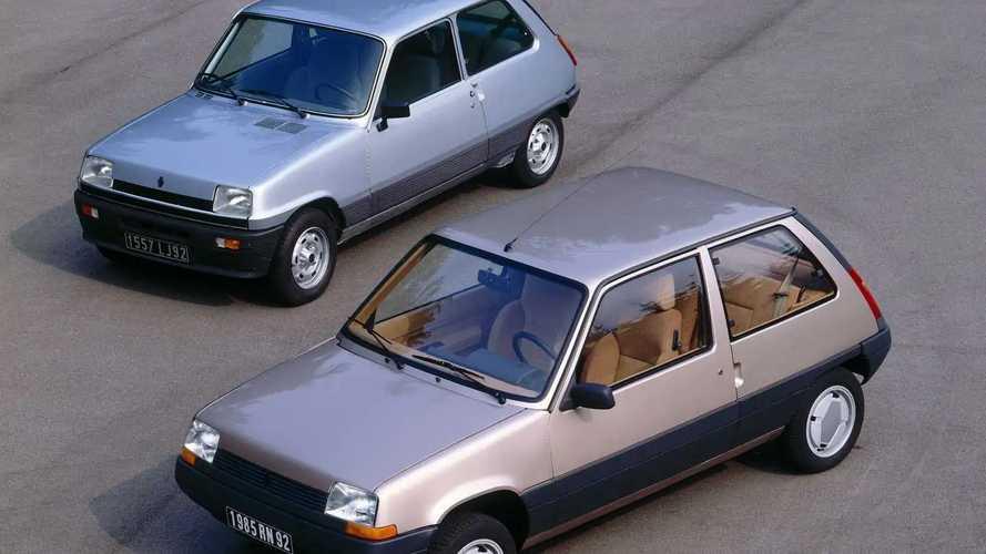 Renault 5, l'evergreen della Losanga