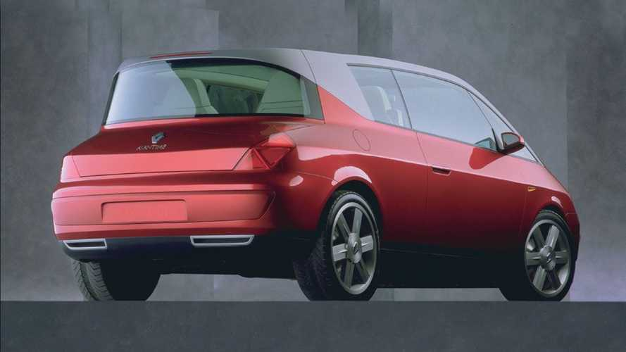 Renault Avantime Concept 1999