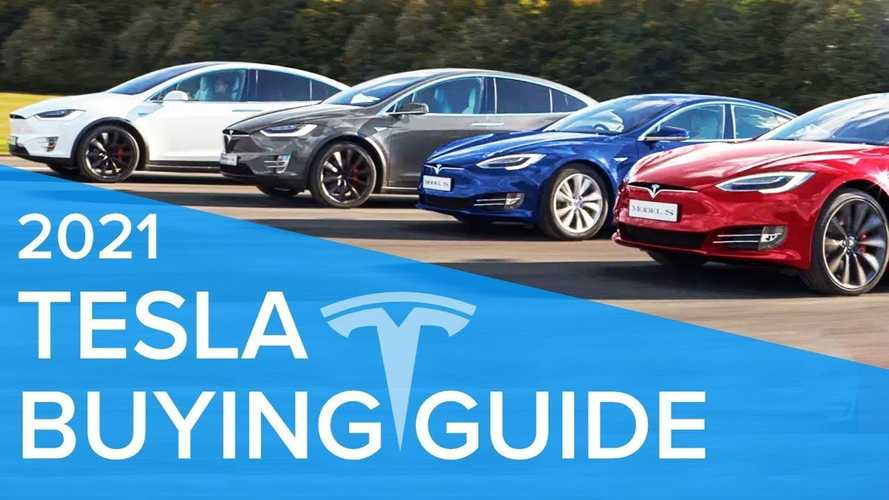 Tesla 2021 Buyer's Guide: Full Breakdown Comparing Model S, 3, X, Y