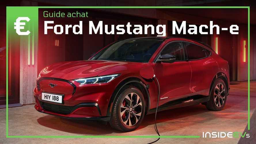 Ford Mustang Mach-E - Puissance, autonomie, équipement et prix