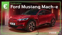 ford mustang mache guide achat