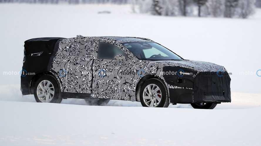 Bu gördüğümüz 2021 Ford Mondeo Evos mu?
