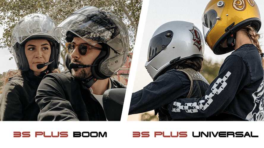 Sena Introduces New Affordable 3S PLUS Headsets