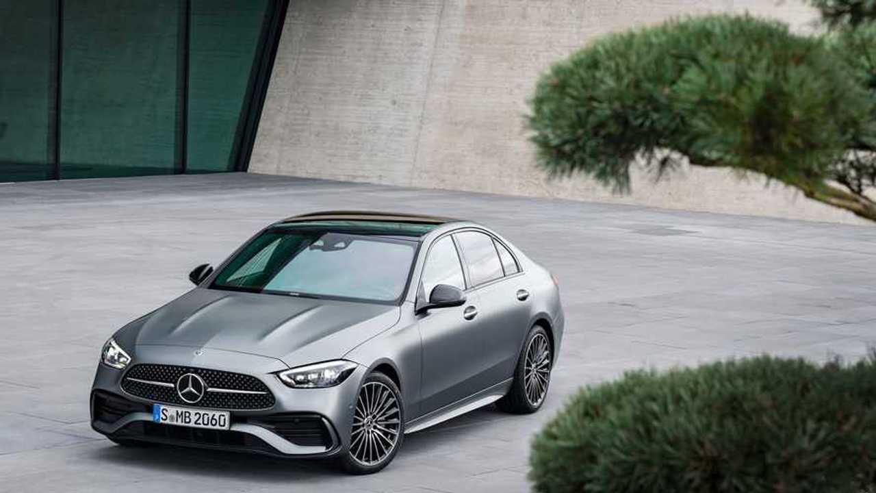 Mercedes Benz C-Serisi Ön cephe