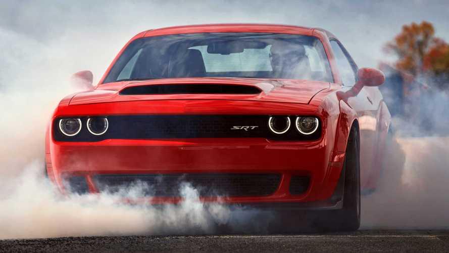 Dodge admite que era dos V8 Supercharger do Hellcat está perto do fim