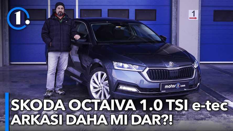 2021 Skoda Octavia 1.0 TSI e-tec | Neden Almalı?