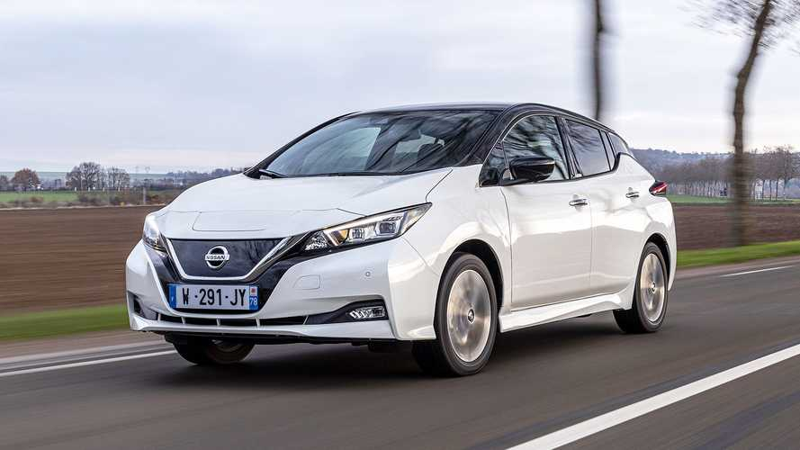 Nissan Cuts LEAF Pricing In UK To Meet New EV Grant Requirements