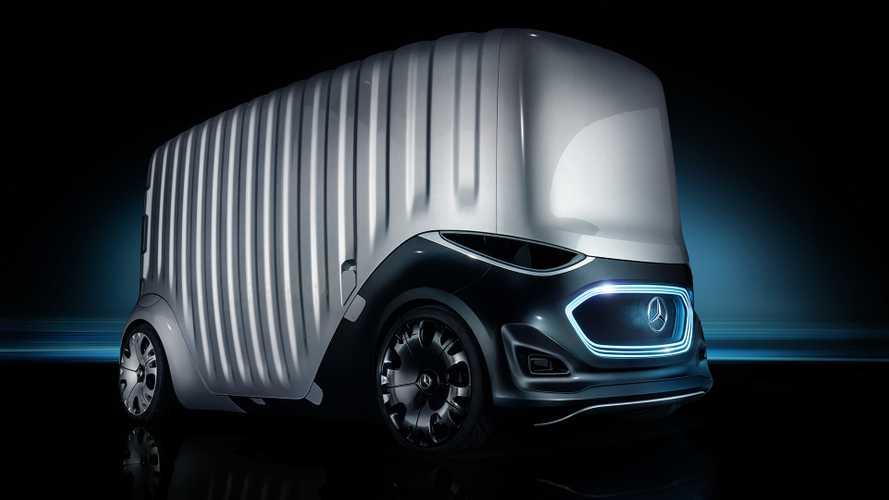 Mercedes allo IAA con Vision Urbanetic