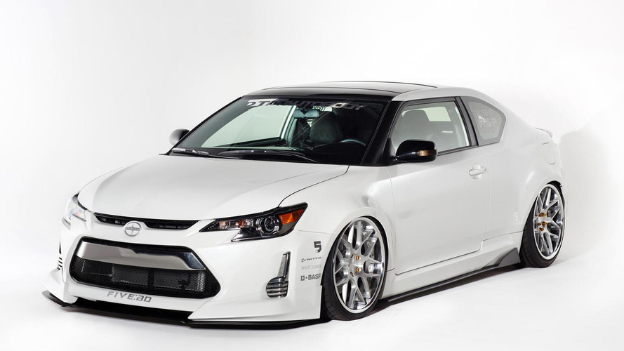 Scion reveals massive lineup for SEMA [video]