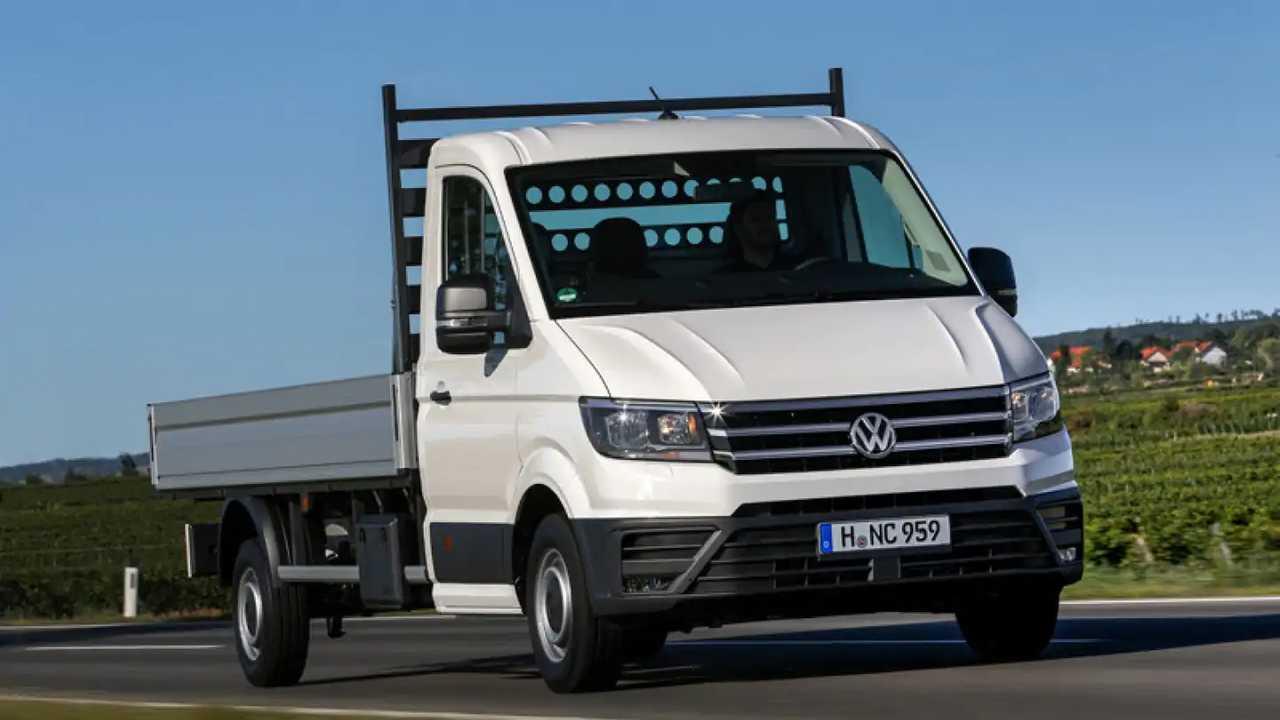 Volkswagen nuovo Crafter completa la gamma