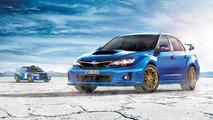 Subaru WRX RS40 02.8.2013