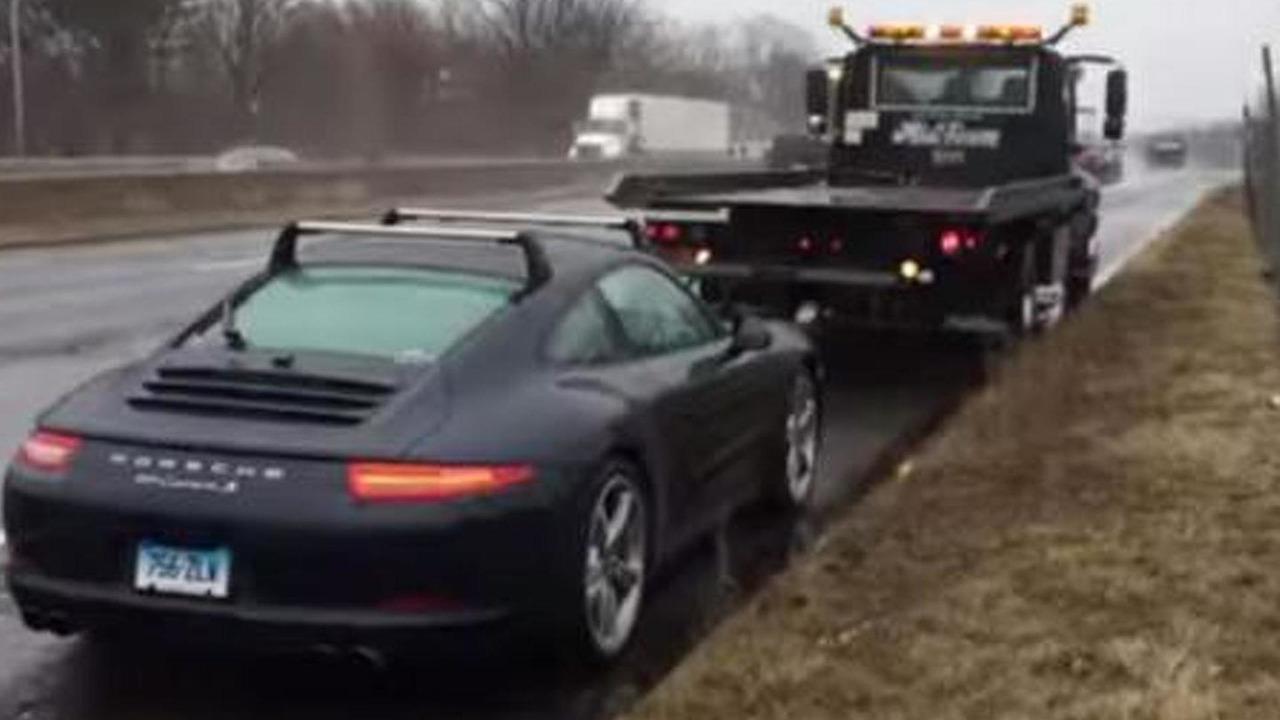 Faulty Porsche 911