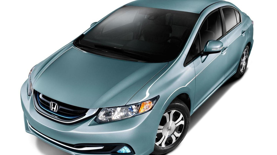 2014 Civic Hybrid U0026 Civic Natural Gas Unveiled, Both Go On Sale Later This  Month