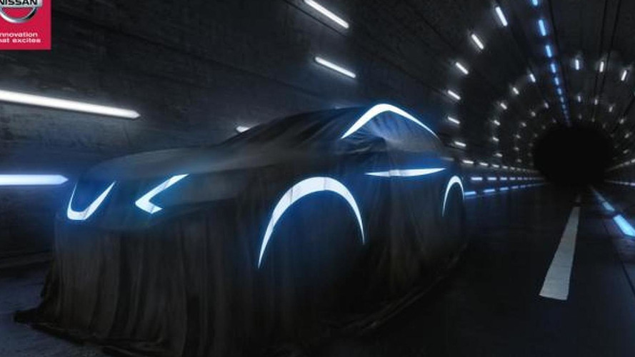 2014 Nissan Qashqai teased ahead of next week reveal
