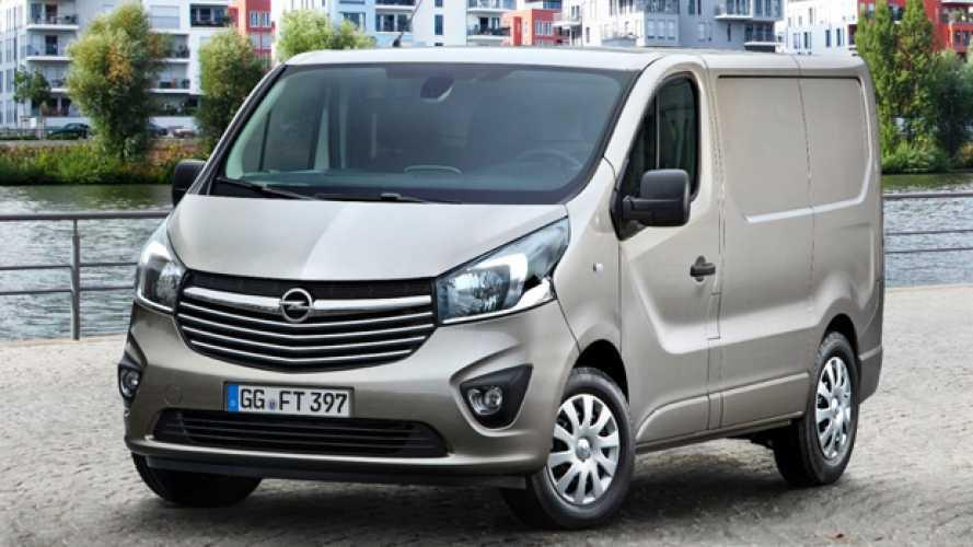 Opel svela il nuovo Vivaro