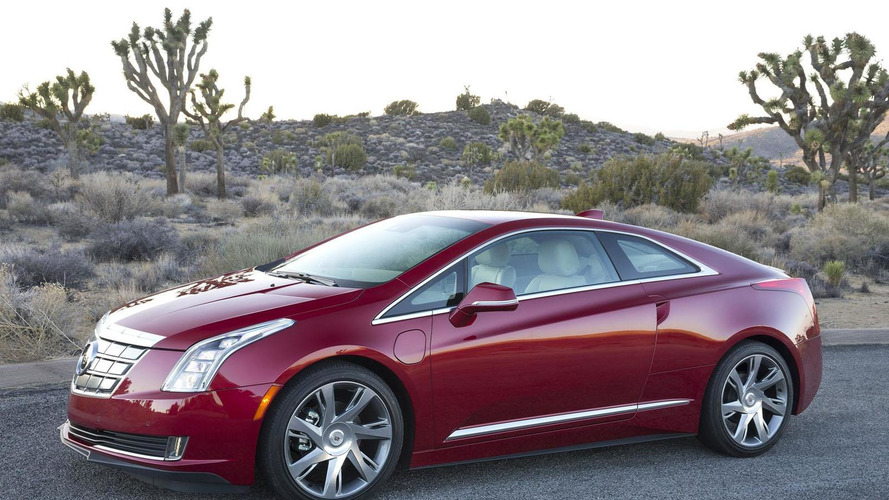 Cadillac ELR performance specifications released, has a top speed of 106 mph