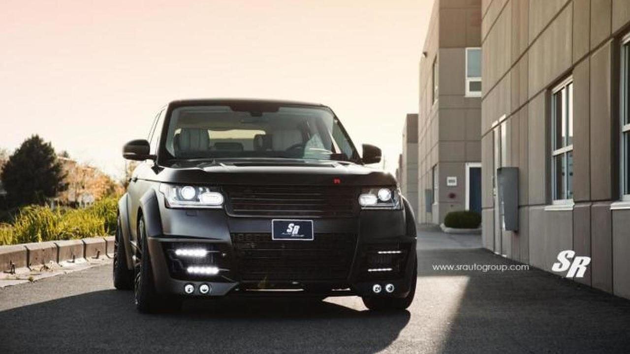 Range Rover by Lumma Design & SR Auto Group