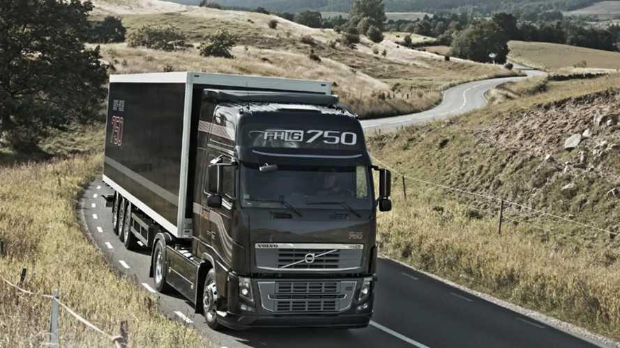 Volvo FH16 750 CV
