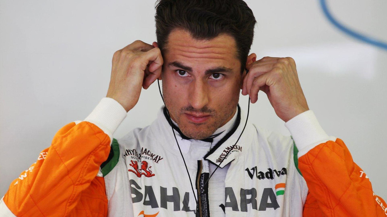 Adrian Sutil 26072013 Hungarian Grand Prix