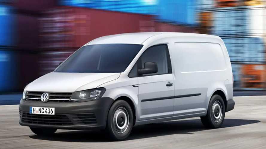 Volkswagen Nuovo Caddy Maxi