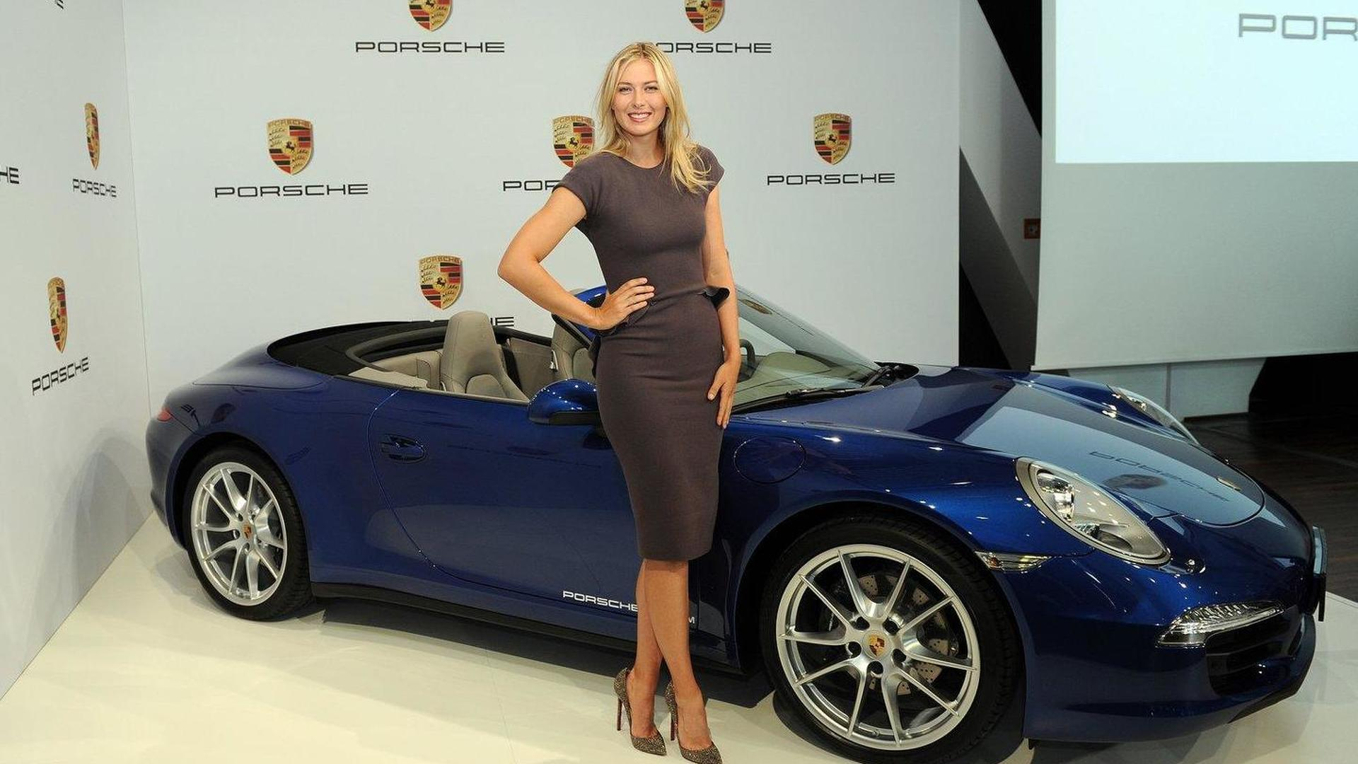 2591207c23d3 Porsche suspends relationship with tennis star Maria Sharapova