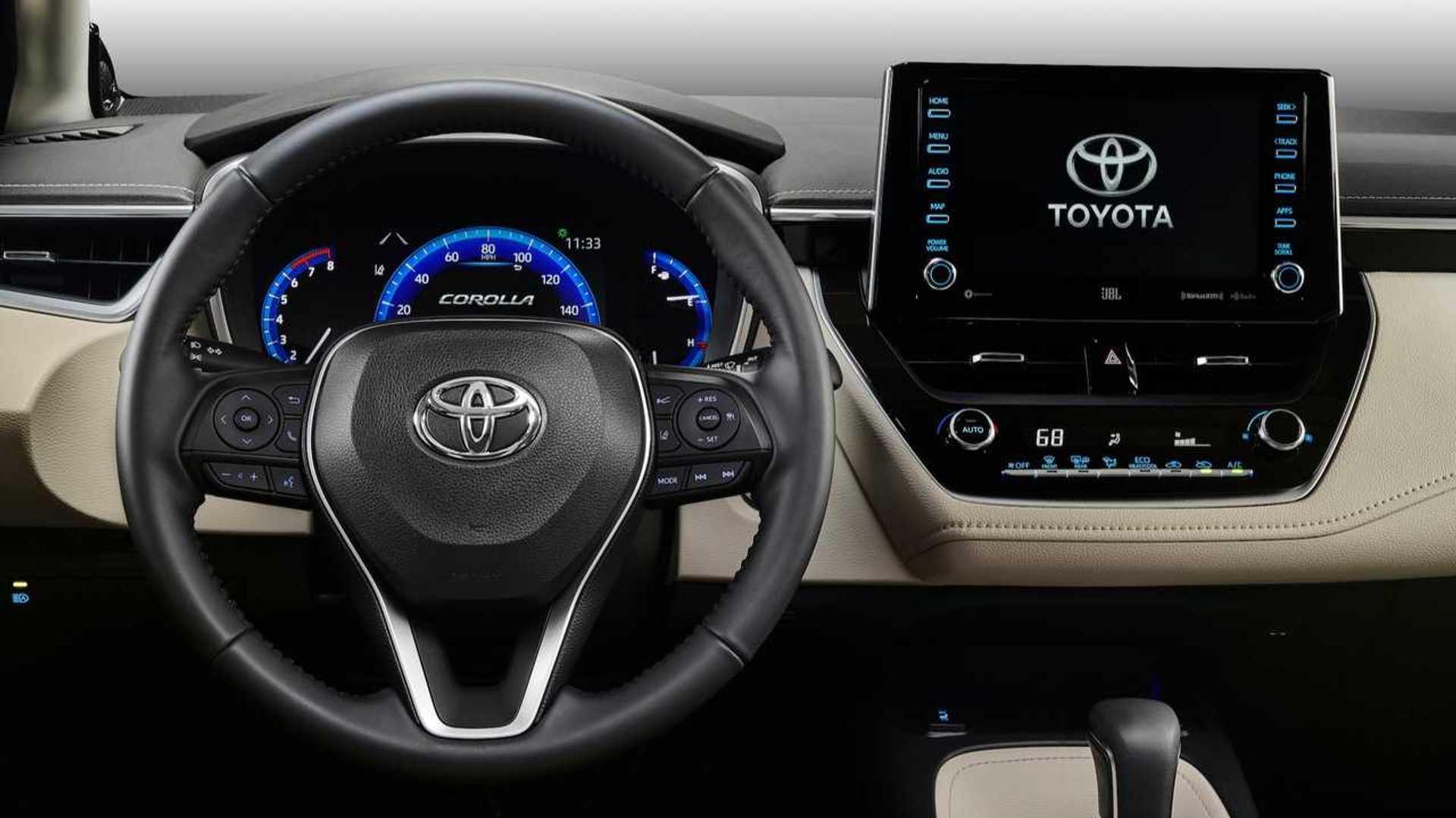 Novo Toyota Corolla é apresentado e chega ao Brasil em 2020 2020-toyota-corolla-sedan