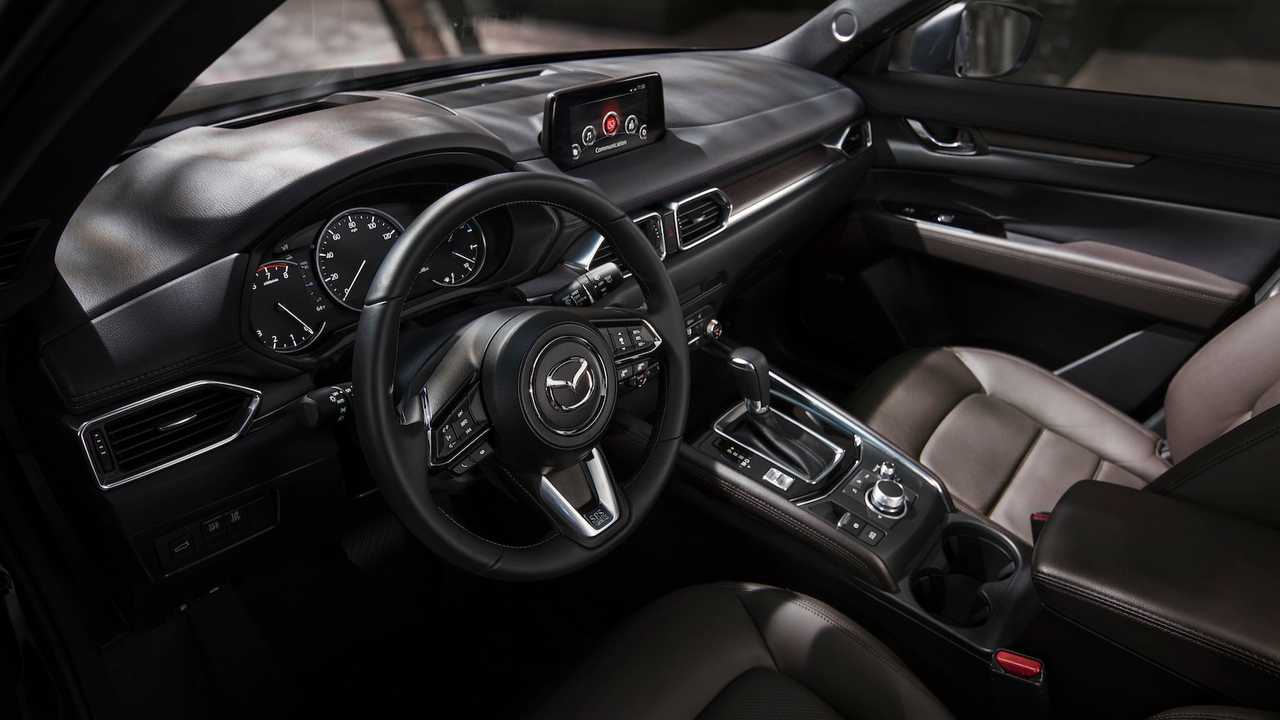 Inside Mazda CX-5's Signature Trim