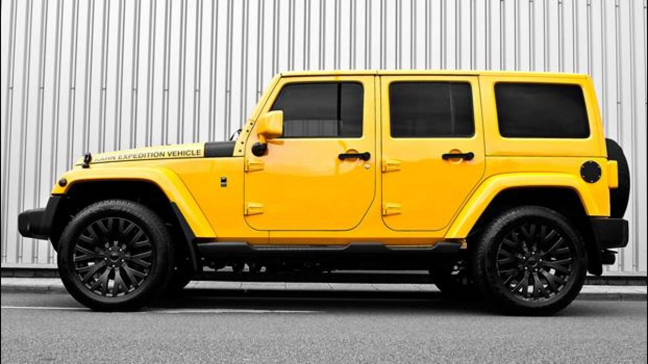 [Copertina] - Jeep Wrangler Sahara Expedition Vehicle by Kahn Design