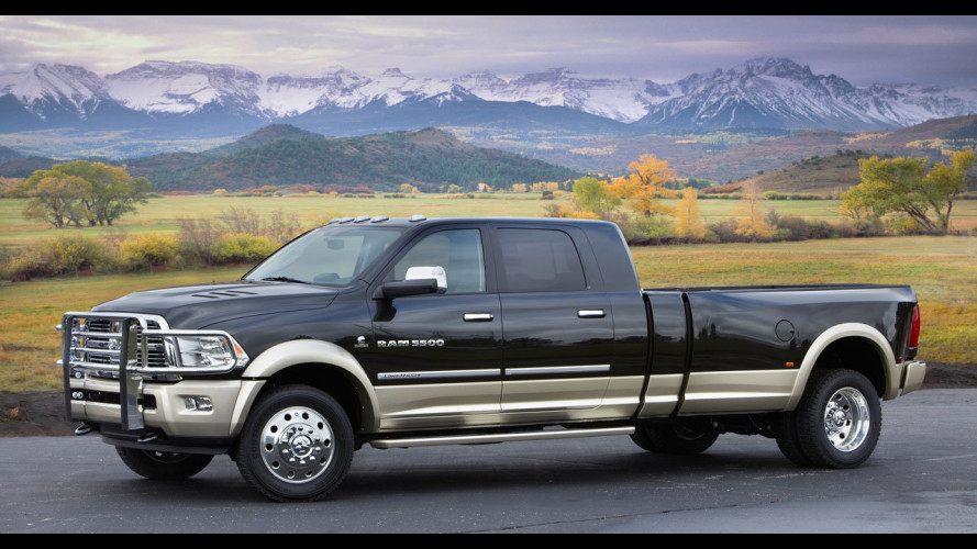 Ram Long-Hauler Concept: quando il pick-up esagera
