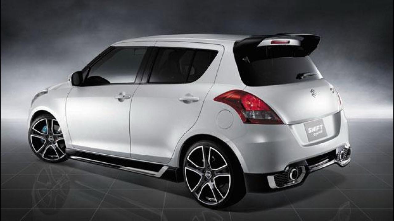 [Copertina] - Suzuki Swift Sport, ancor più grintosa per l'Australia