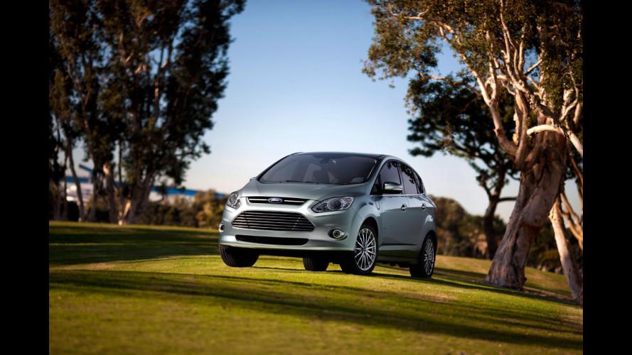 Ford C-MAX Hybrid e Energi