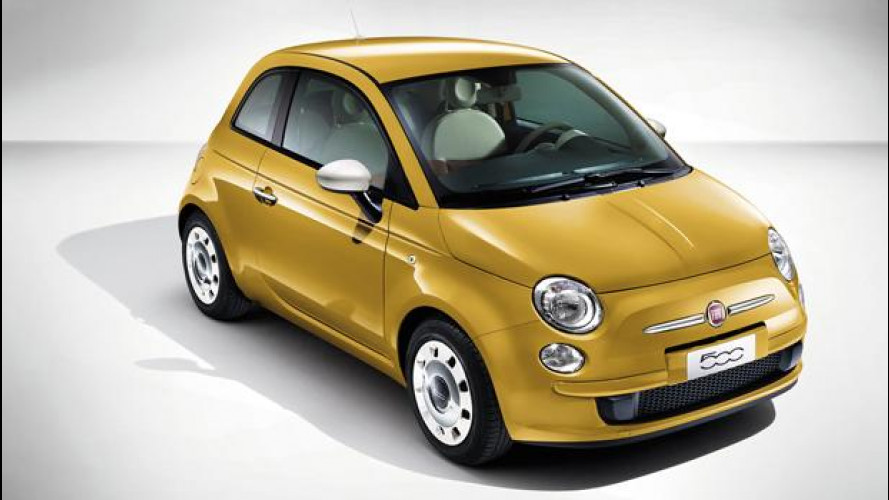 Fiat 500 Color Therapy, e cambi colore dopo 500 giorni