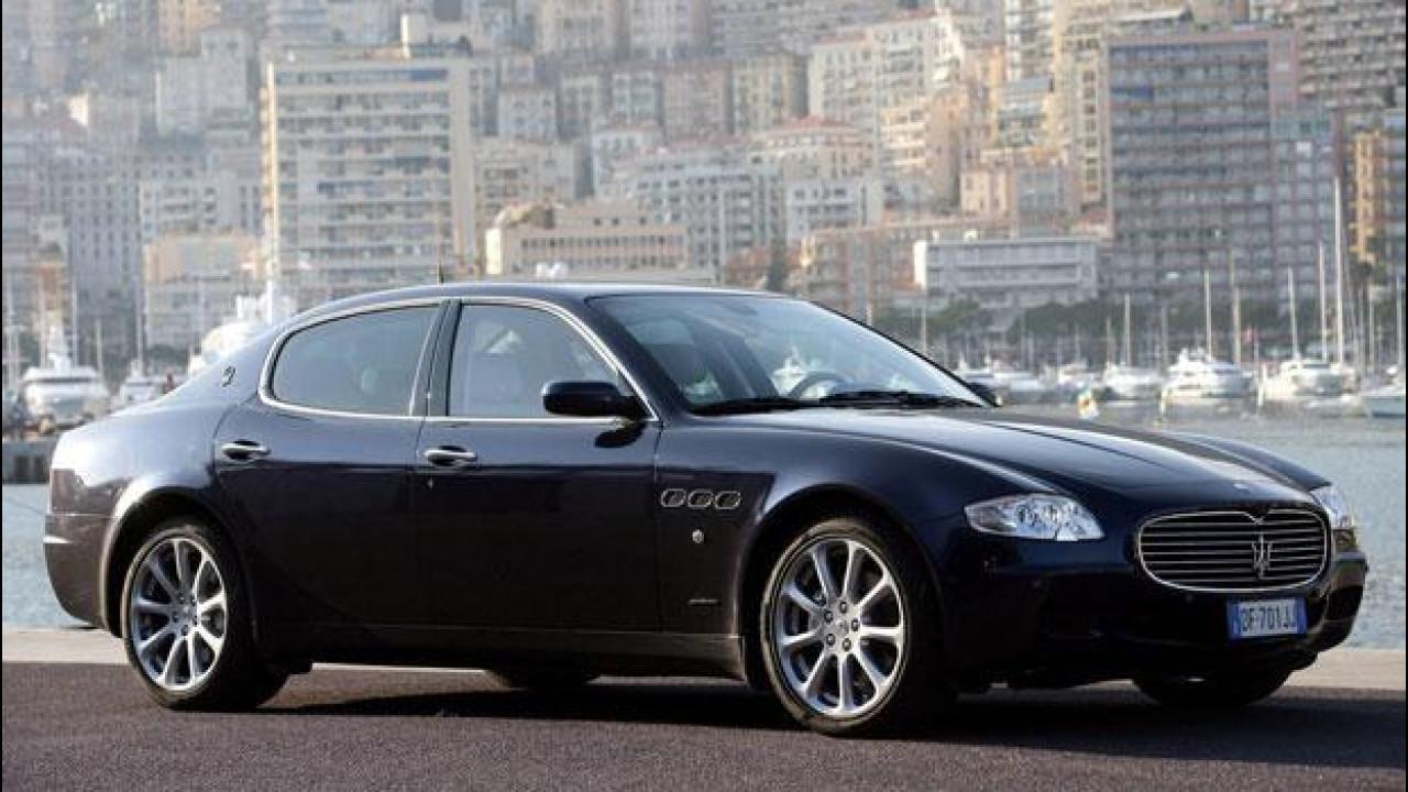 [Copertina] - Auto blu all'asta su eBay: ora tocca alle Maserati blindate