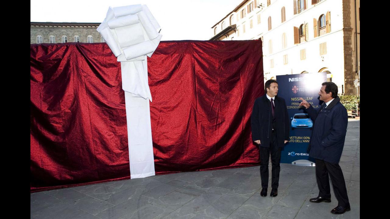 Tutte le elettriche di Matteo Renzi