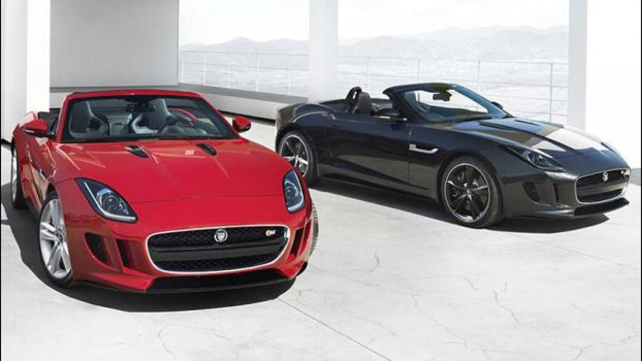 [Copertina] - Jaguar F-Type, sul web le prime immagini