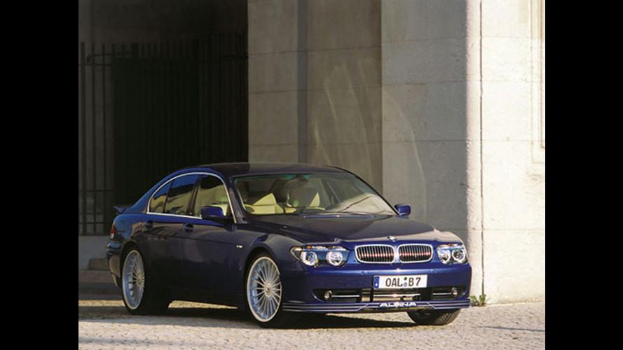 Audi S ed RS, BMW Alpina ed M, Mercedes AMG