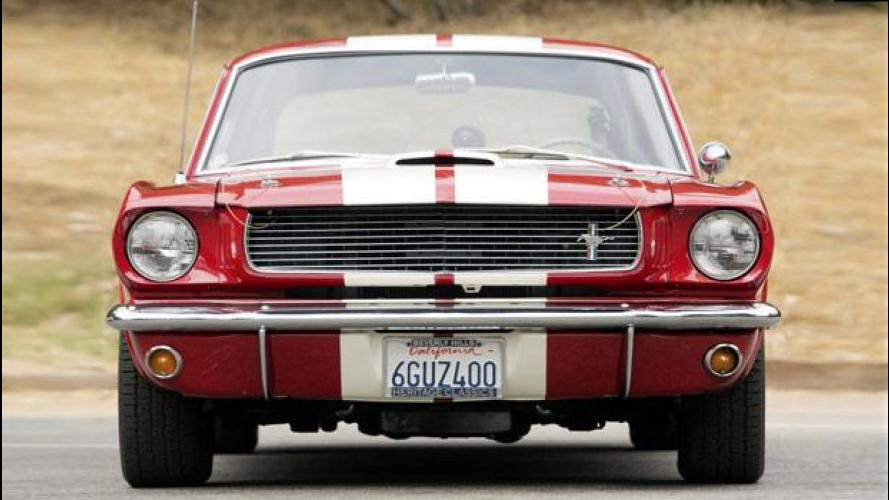 Ford Mustang, i suoi primi cinquant'anni