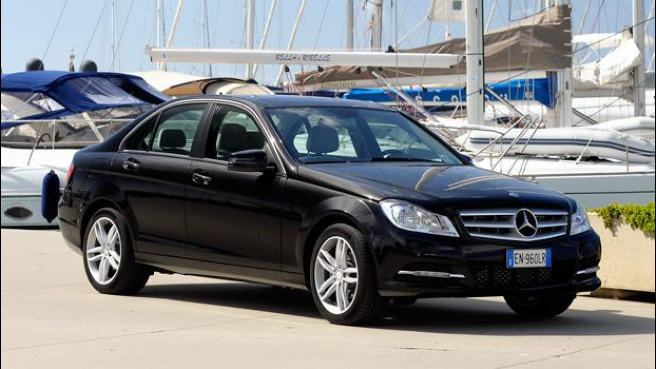 [Copertina] - Mercedes C 180 CDI BlueEFFICIENCY