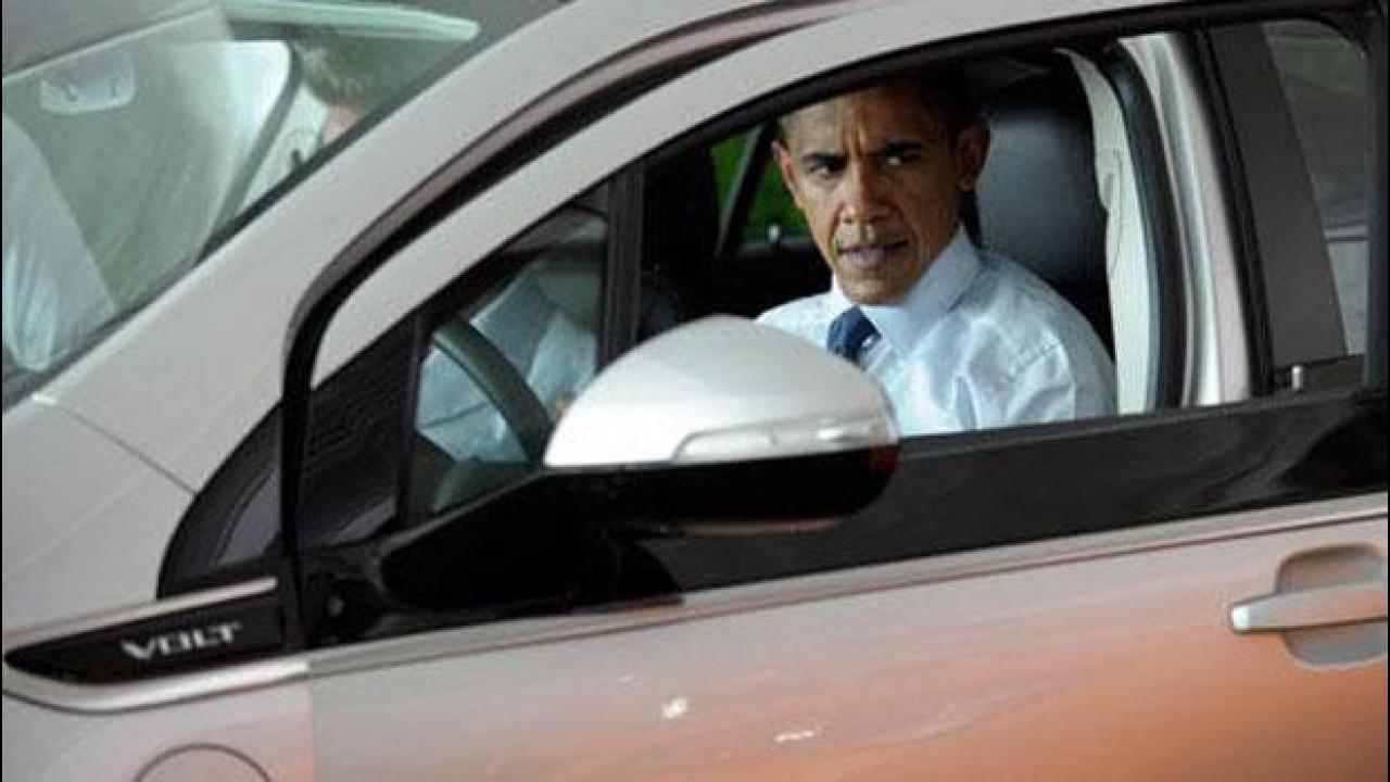 [Copertina] - Auto elettriche, attacco ad Obama