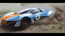 McLaren-IED TASMAN