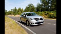 Nuova Dacia Logan 2012