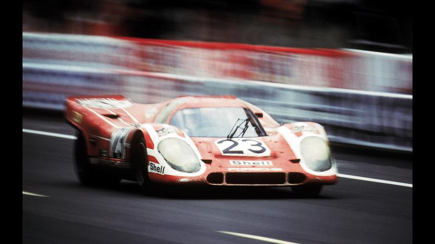 Porsche: 40 anni di vittorie a Le Mans