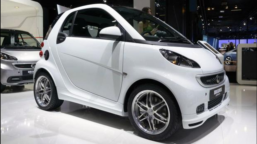 smart Brabus justXclusive