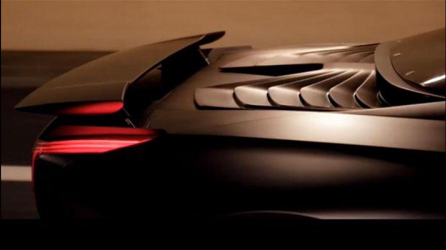 Peugeot Onyx, il Leone per Parigi