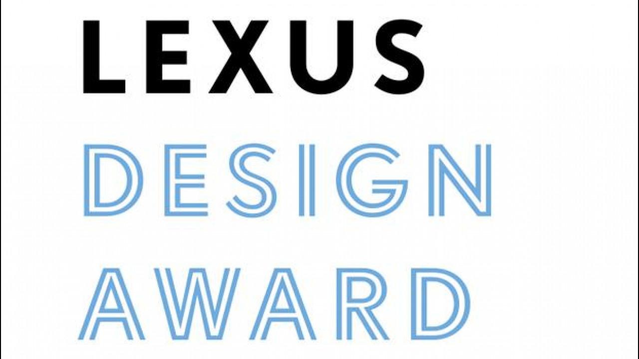 [Copertina] - Lexus Design Award 2012